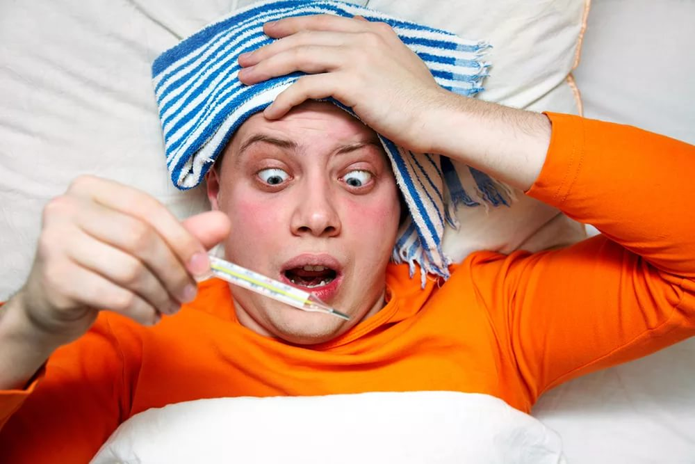 В России увеличилось число госпитализированных с гриппом и ОРВИ