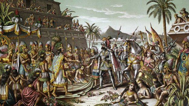 Сальмонелла – убийца коренного населения Мексики
