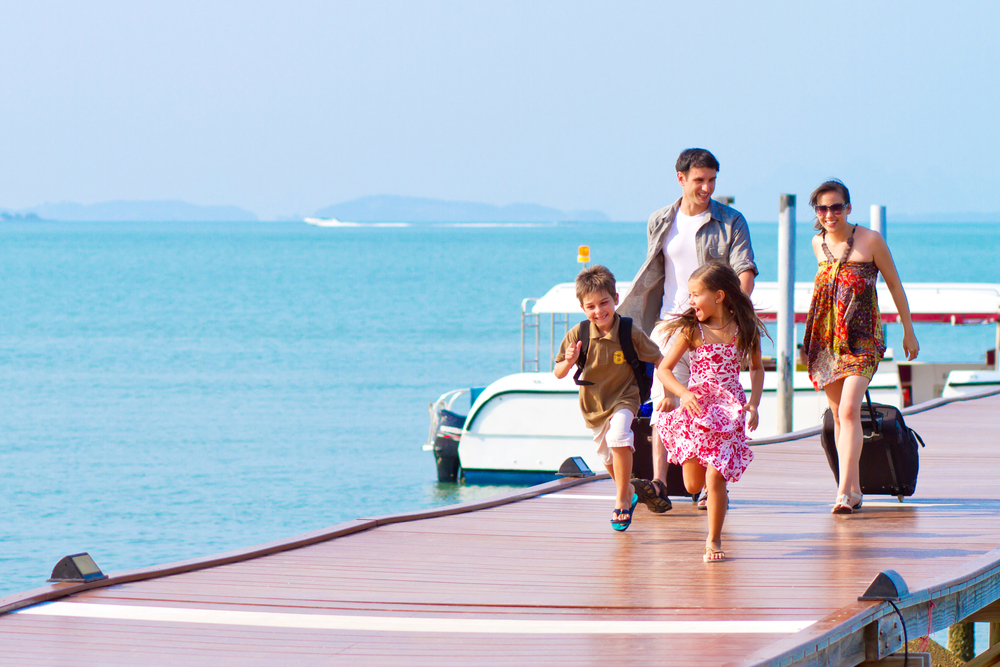 Чего следует избегать при путешествии с ребенком?