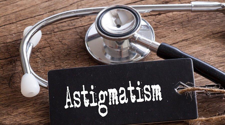 Астигматизм. Симптомы, причины и лечение