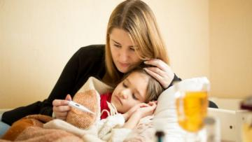 Медики: украинцев ждет три штамма гриппа