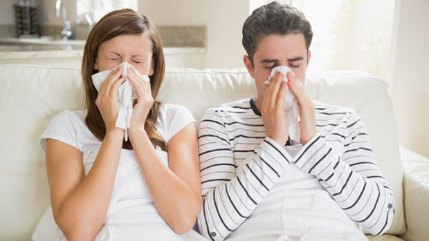 Острые респираторные инфекции приводят к нарушению деятельности всего организма