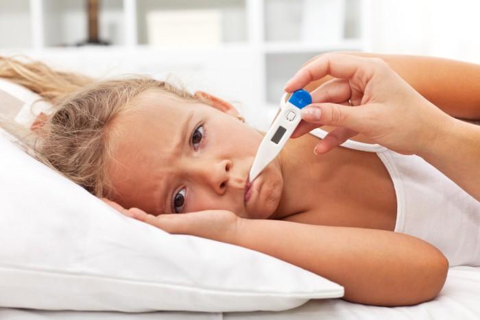 Всплеск детской инфекции в Киеве: медики фиксируют коклюш