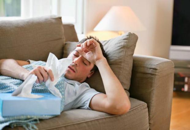 После 30 люди болеют гриппом только два раза в 10 лет