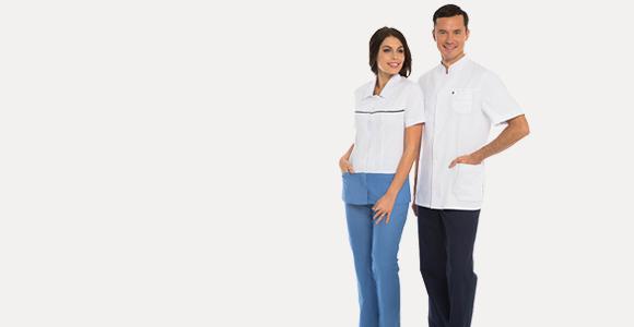 Как выбирать и где покупать мужские медицинские халаты