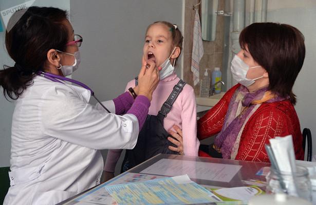 Гриппа в Беларуси пока нет, а рост заболеваемости незначительный