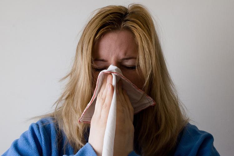 В 2017 году россияне болеют гриппом реже, чем в 2016