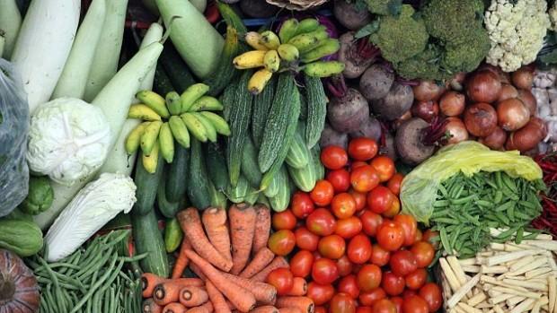 Дети, которые не едят фрукты и овощи, подвержены риску развития астмы