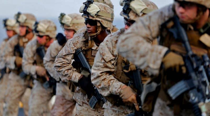 В корпусе морской пехоты в Калифорнии вспышка кишечной инфекции