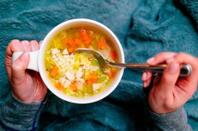 Особенности питания при инфекционных заболеваниях
