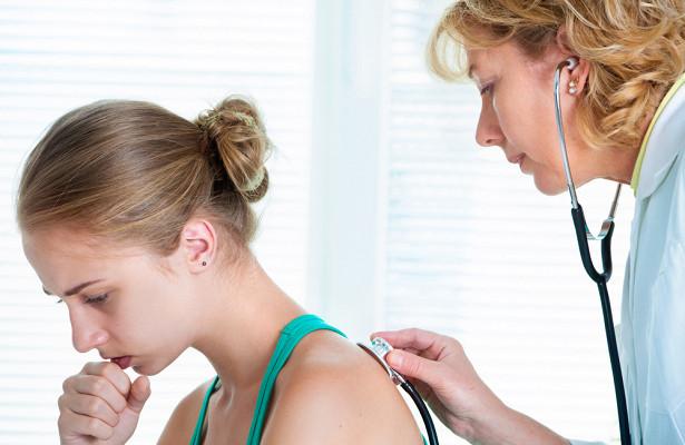 Бронхоспазм: причины и симптомы