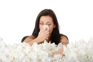 Стресс лечит простудные заболевания