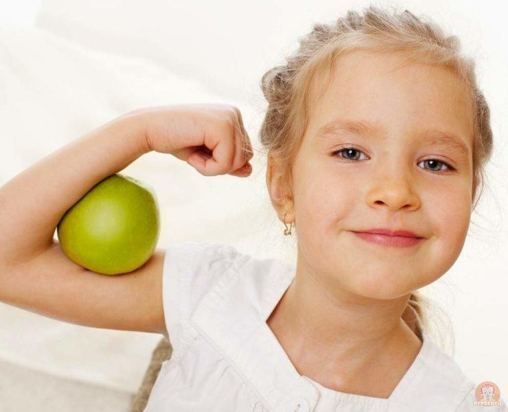 Как укрепить иммунитет ребенка после болезни.