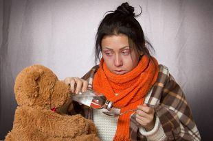 Волгоградские подростки стали чаще заболевать ОРЗ