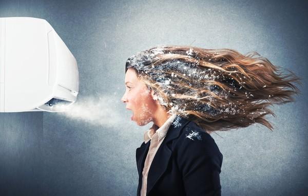 Как не простудиться из-за кондиционера