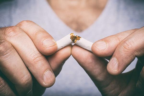 Как очистить лёгкие после отказа от курения