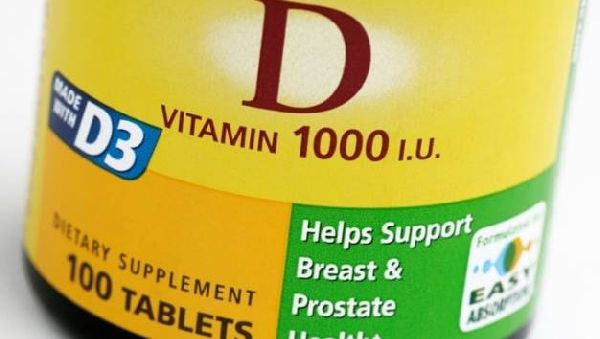 Витамин D защищает от астмы