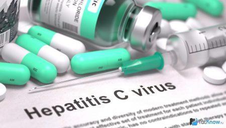 Надежные лекарственные препараты от гепатита