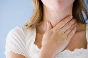 Что делать, если заболело горло
