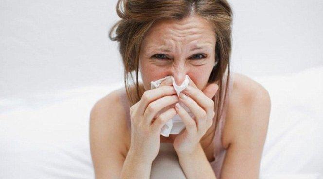 Утром риск простуды значительно выше