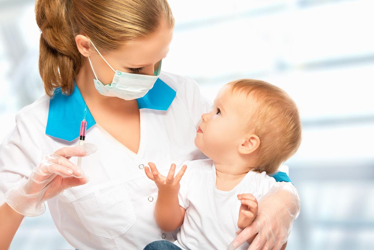Детские вакцины: от ротавирусной инфекции до гепатита А