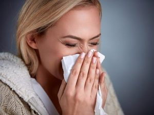 Под носом у человека найдена мощная защита от бактерий