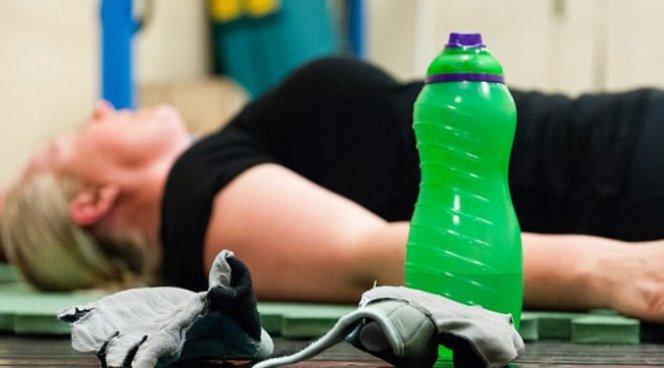 Чрезмерные нагрузки в кроссфите вредны для иммунитета