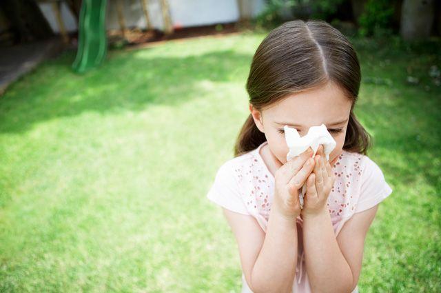 Как отличить сезонную аллергию от простуды