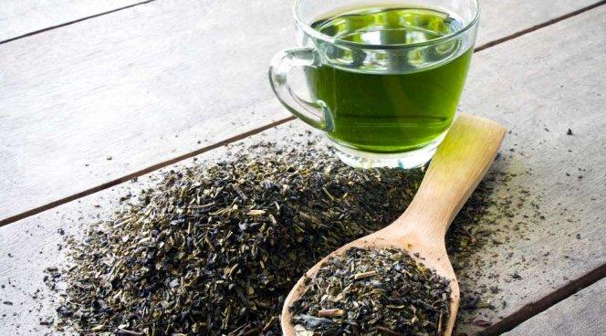 Зеленый чай убивает рак и ВИЧ