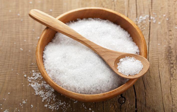 Обычная соль может заменить антибиотики