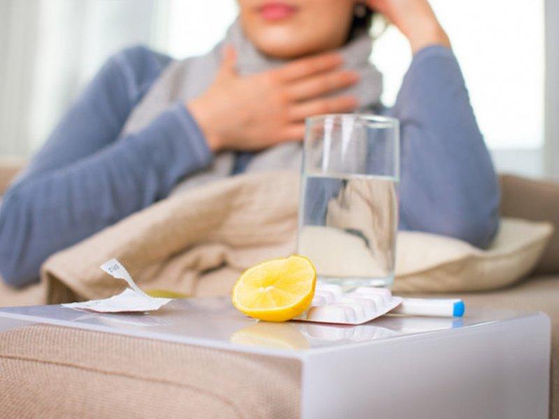 Как быстро отличить грипп от простуды