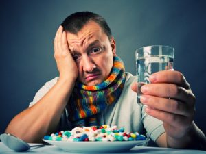 10 советов по предотвращению простуды и гриппа
