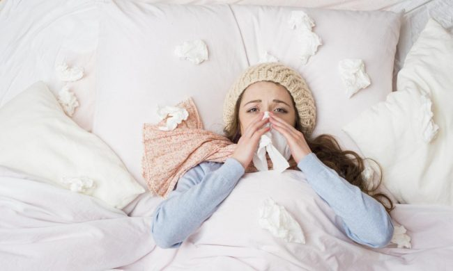 Врачи рассказали, как можно предотвратить и вылечить простудные заболевания без каких-либо затрат
