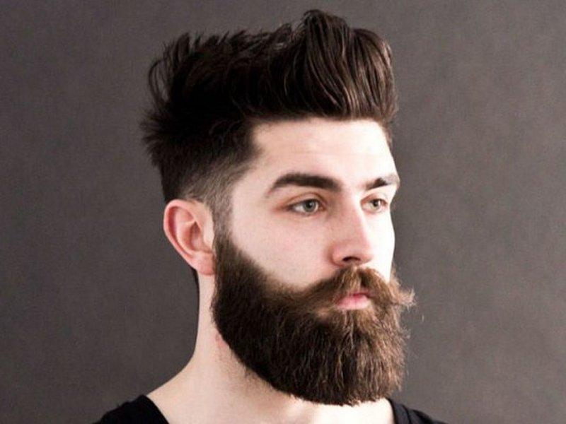 Мужская борода может вредить из-за бактерий