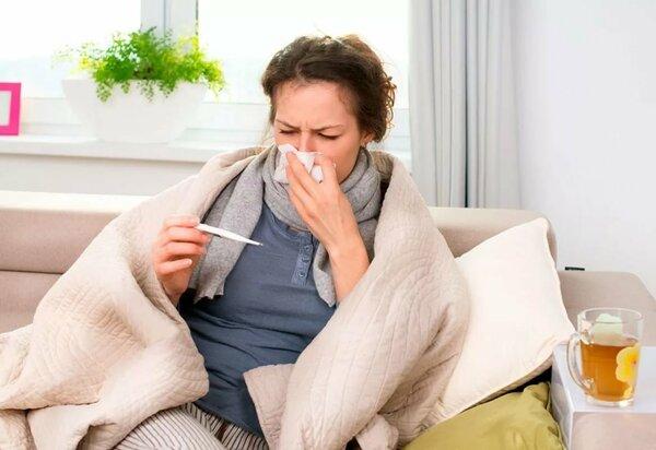 Топ 6 продуктов, которые помогут справиться с гриппом и простудой