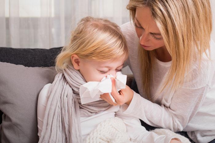 Пневмония у будущих мам. Причины и профилактика