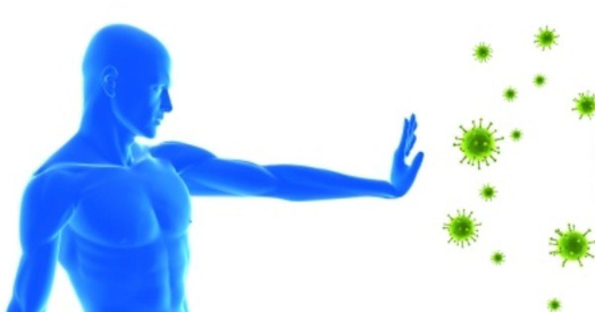 Укрепление иммунитета – здоровый крепкий организм
