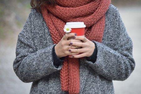 Врачи: без шарфа зимой ходить нельзя!