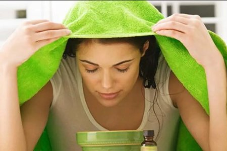 Эти ингаляции помогут вылечить простуду в домашних условиях