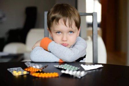 Антибиотики могут стать причиной серьёзных заболеваний у детей