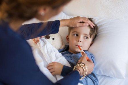 Дети стали реже умирать от пневмонии и менингита
