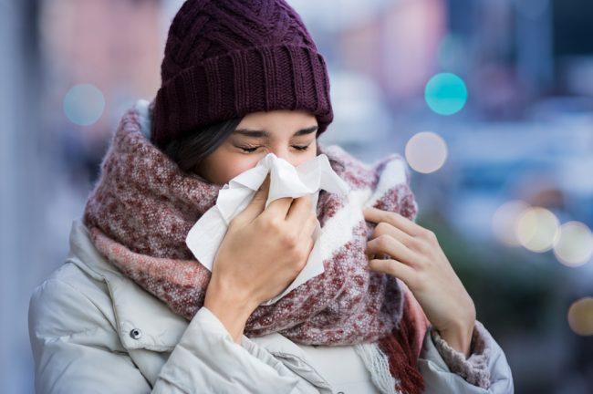 Рекомендации по борьбе с простудой за одни сутки