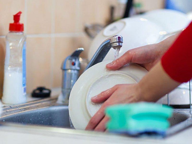 От сырых продуктов до губки: Роспотребнадзор назвал места скоплений бактерий на кухне