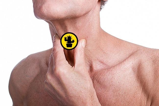 Как быстро в вылечить горло?