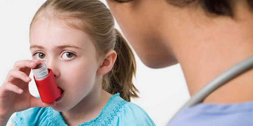 Симптомы, указывающие на бронхиальную астму