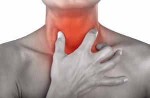 Как быстро вылечить горло?