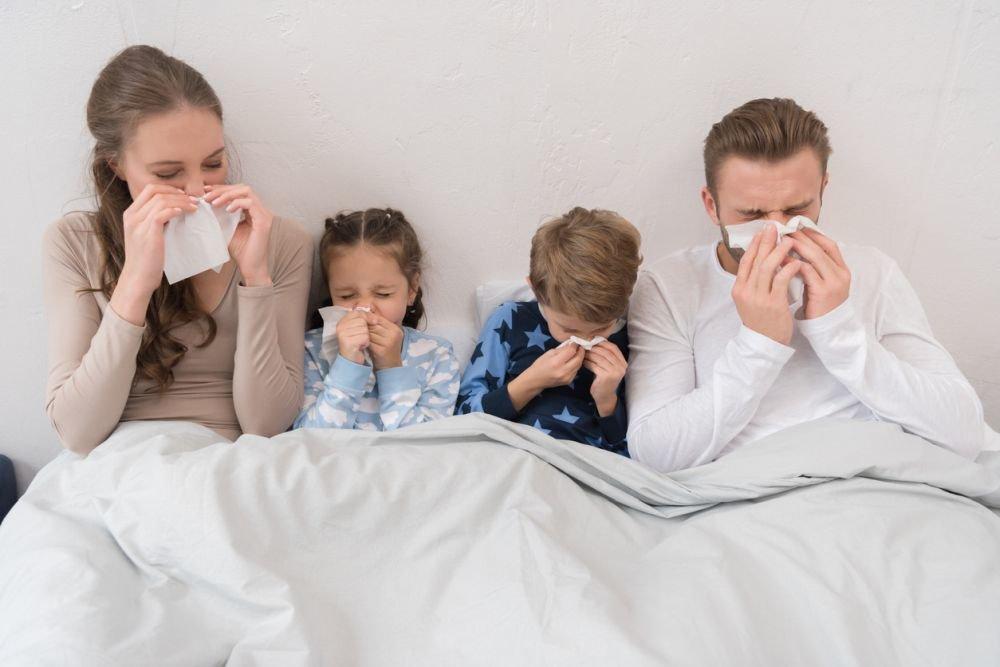 Роспотребнадзор предупредил о росте заболеваемости гриппом в Европе