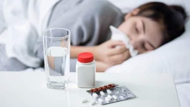 Медики напомнили, как отличить грипп от простуды