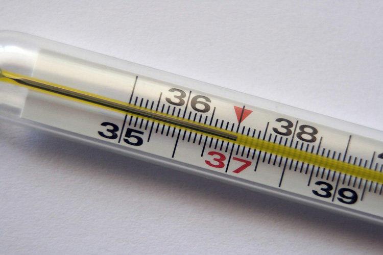 Что делать при температуре без симптомов болезни