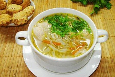 Куриный суп — лучшее средство от простуды